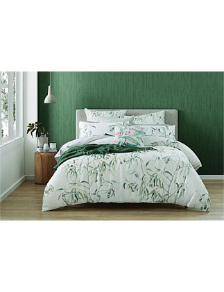 EUCALYPTUS SINGLE BED QUILT COVER