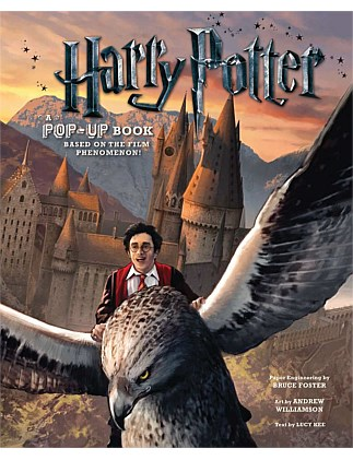 Harry Potter  - A Pop-Up Book based on the fim phenomenon