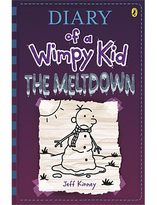 The Meltdown - Diary of a Wimpy Kid Book 13 - Hardback