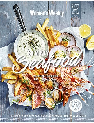 The Australian Women's Weekly Simply Seafood