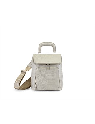 BRIEF LIAISON BACKPACK CROCO