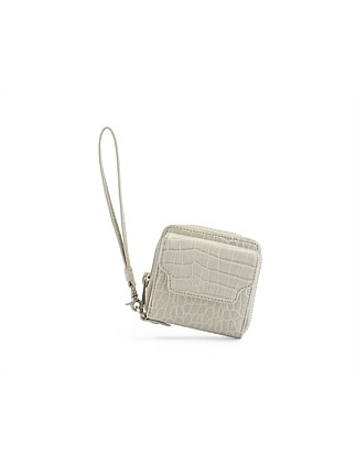 MINI ARMAMENT WALLET CROCO