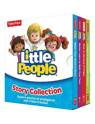 Fisher-Price Little People Story Collection Boxed Set