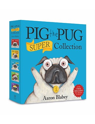 Pig the Pug Super Collection Boxed Set