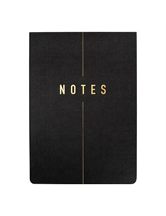 A4 Notebook Refill Life Essentials