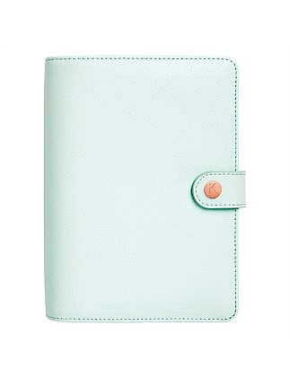 Leather Personal Planner Medium Ess
