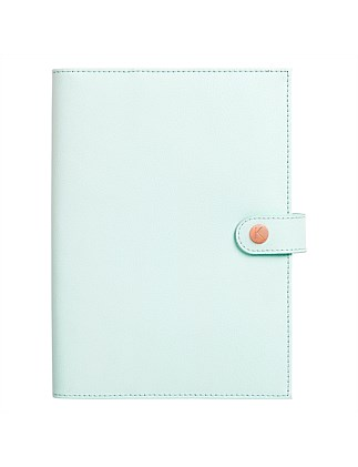 A5 Leather Notebook Holder Ess