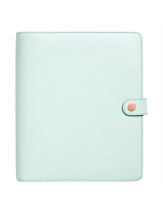 Leather Personal Planner Large Ess