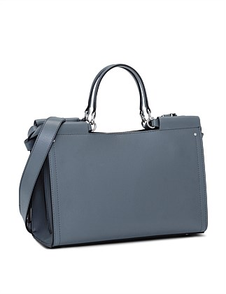 SABRINA EAST WEST SATCHEL