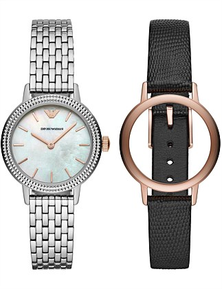 Emporio Armani Women's Multi-Tone Watch