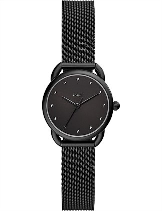 Fossil Tailor Black Watch