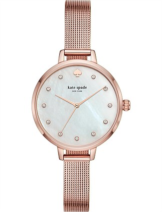 Kate Spade New York Metro Pink Watch