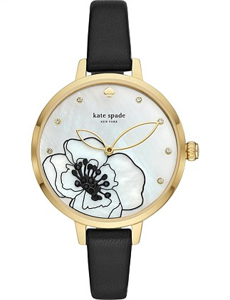 Kate Spade New York Metro Black Watch
