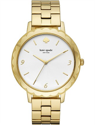 Kate Spade New York Metro Gold-Tone Watch