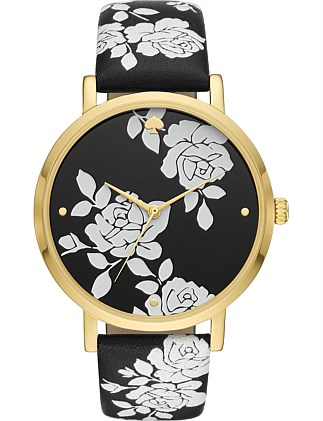 Kate Spade New York Metro Multi-Tone Watch