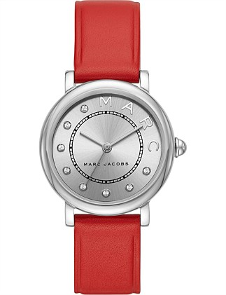 Marc Jacobs Marc Jacobs Classic Red Watch