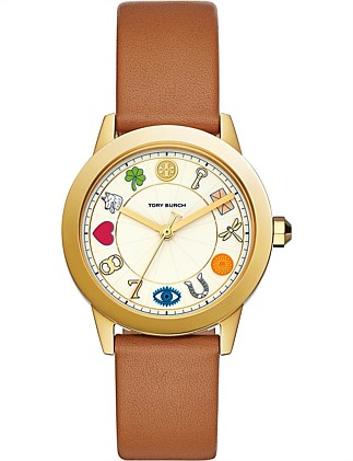Tory Burch Gigi Brown Watch