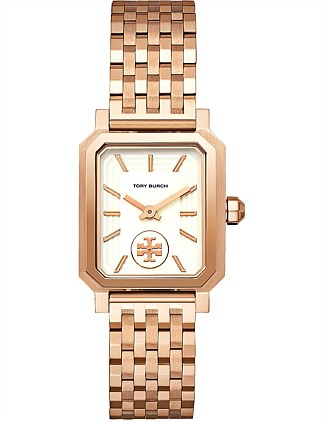 Tory Burch The Robinson Rose Gold-Tone Watch