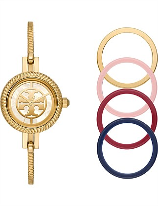 Tory Burch The Reva Gold-Tone Watch