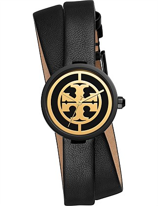 Tory Burch The Reva Black Watch