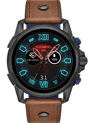 Diesel Full Guard 2.5 Brown Smartwatch