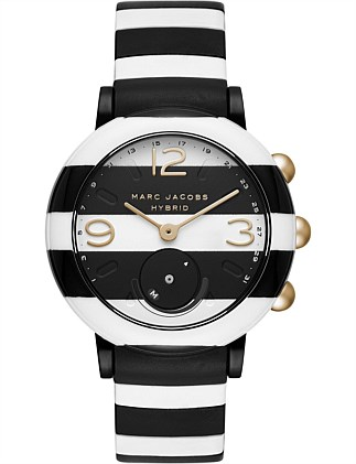 Marc Jacobs Riley Multi-Tone Hybrid Smartwatch