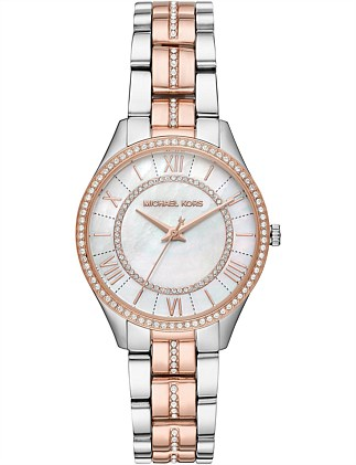 Michael Kors Lauryn Multi-Tone Watch