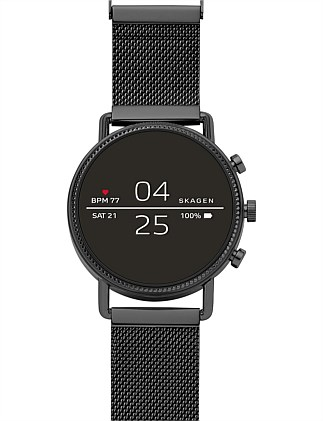 Skagen Falster Black Smartwatch