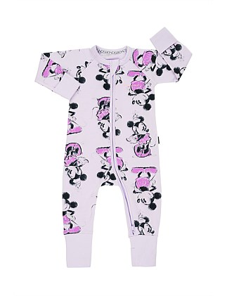 Disney Mickey Ears Romper(0000-2Years)
