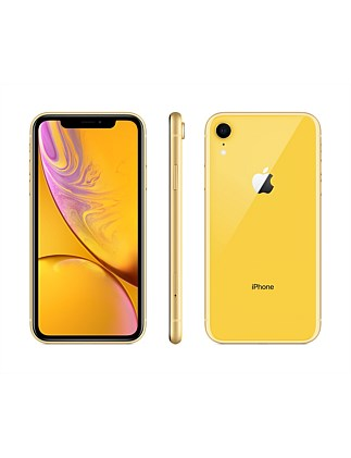 IPHONE XR 64GB - YELLOW - MRY72X/A