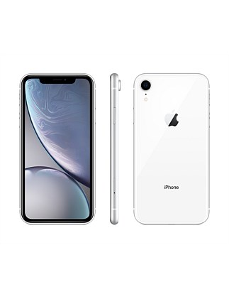 IPHONE XR 128GB - WHITE - MRYD2X/A