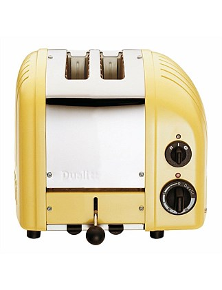 NewGen 2 Slice Toaster Canary Yellow