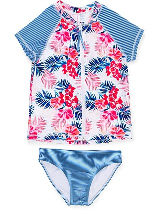 Caribbean S/S Rash Set