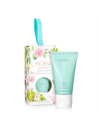 X18 KORA Ornament Collection - Foaming  Cleanser