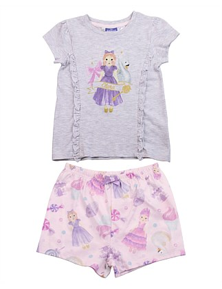 Clara S/S Sleep Set (Girls 2-7 Yrs)