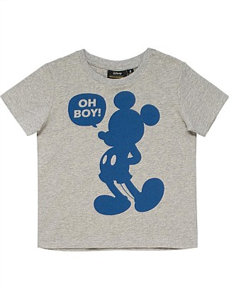 Disney Oh Boy S/S T-Shirt