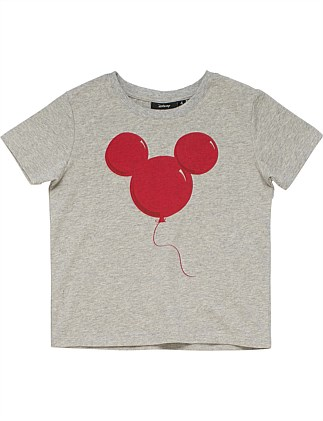 Disney Mickey Balloon S/S T-Shirt