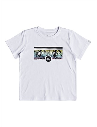 Jungle Junior SS Boy Tee (Boys 2-7 Yrs)