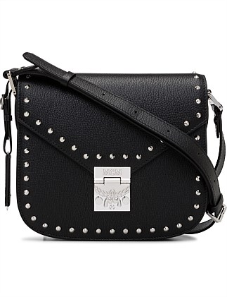 PATRICIA STUDDED OUTLINE PARK AVENUE SHOULDER