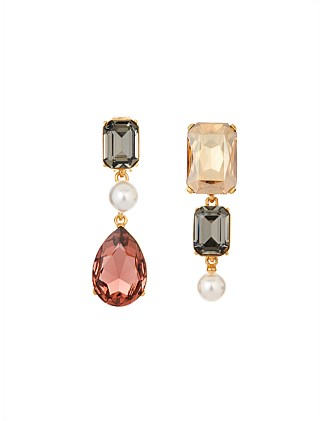 BOLD CRYSTAL EARRING