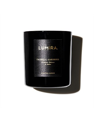 Lumira Candle Tropical Gardenia