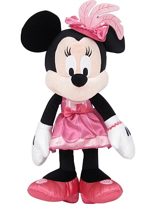 "Minnie Tea Time Jumbo 20"" Plush"