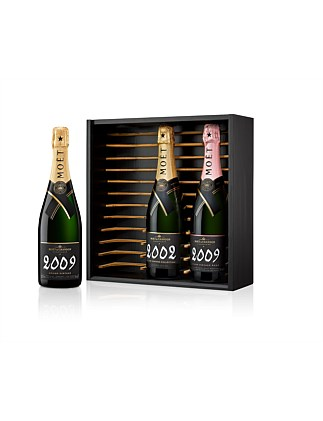 MOET & CHANDON GRAND VINTAGE PACK
