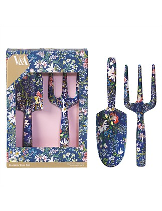 Fork And Trowel Set - Kilburn Blue