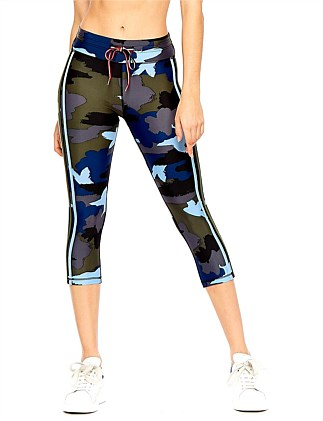 Abstract Camo Nyc Pant
