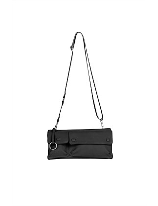 Art of Happiness Crossbody Bag