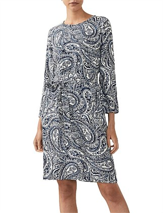 97b738d3f20 Painterly Paisley Dress Special Offer