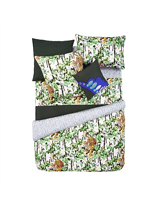 BAMBOO QUEEN BED FLAT SHEET 240X295