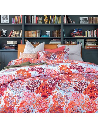 Belle Creole King Bed Duvet Cover
