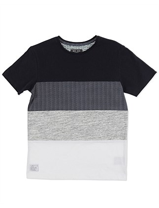 Herring Panel Tee (Boys 3-7 Years)